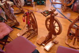 Joy wheel and Majacraft wheel